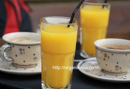 Апельсины-польза и вред для здоровья_сок