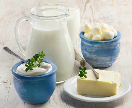 Магний в продуктах питания больше всего_молочные продукты