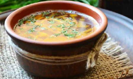Как приготовить луковый суп в домашних условиях_рецепт