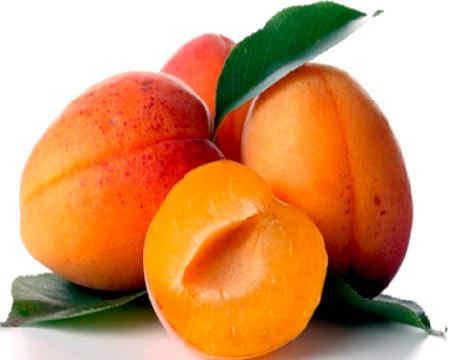 Калий в продуктах питания больше всего_абрикосы