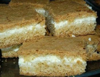 Творожный пирог рецепт с фото в духовке_ с начинкой