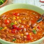 Чили кон карне рецепт с фото_приготовление мексиканского супа