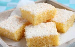 Пирог из манки рецепт самый легкий_приготовление