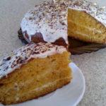 Коврижка медовая рецепт с фото пошагово_к чаю