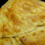 Пирог из лаваша с сыром в духовке_рецепт