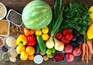 В каких продуктах содержится фолиевая кислота_больше всего