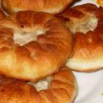 Беляши рецепт с фото пошаговый в духовке_готовое блюдо
