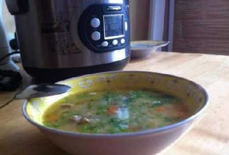 _суп из чечевицы в мультиварке