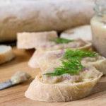 _бутерброды с икрой минтая