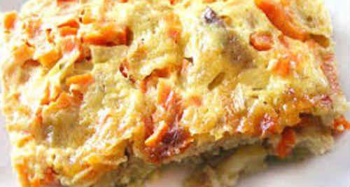 Как приготовить филе минтая вкусно_ с овощами в духовке