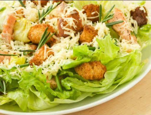 рецепт для салата цезарь классический рецепт с фото