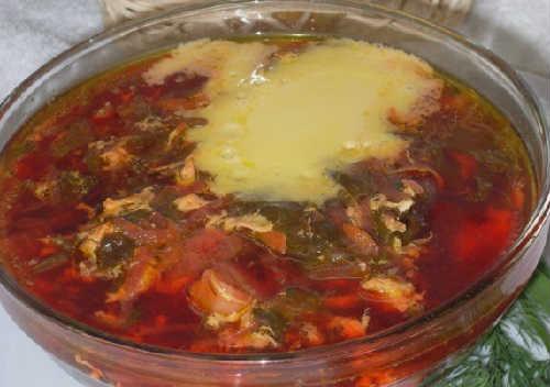Zelenyj borshh so shhavelem i jajcom recepty5