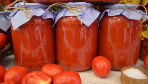 Konservirovanie pomidorov na zimu ochen' vkusnye