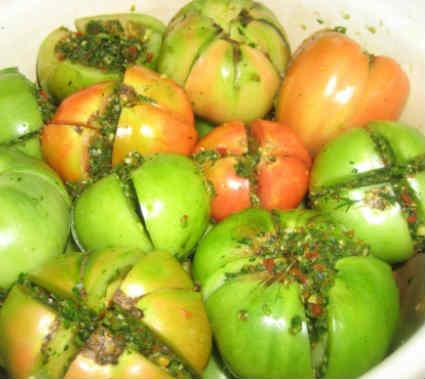 Konservirovanie pomidorov na zimu ochen' vkusnye4