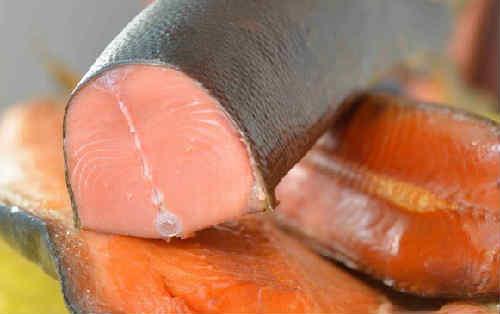 Кета рыба, фото