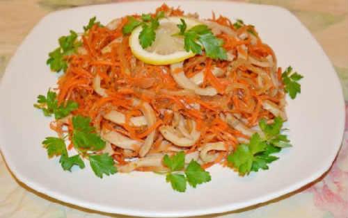 Кальмары жареные рецепты приготовления
