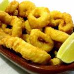 Кальмары в кляре рецепты с фото пошагово