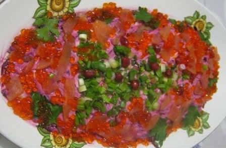Salaty s krabovymi palochkami vkusnye novye prostye15