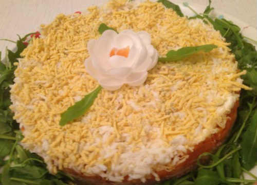 Salat iz pecheni treski konservirovannoj3