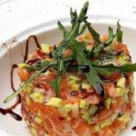 Рецепт тартара из лосося