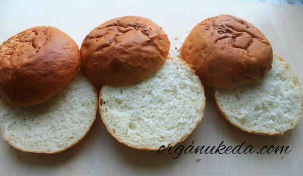 Gamburger v domashnih usloviyah recept foto7