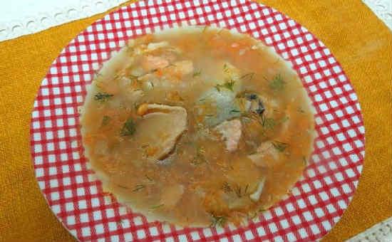 Uha iz lososya recept5