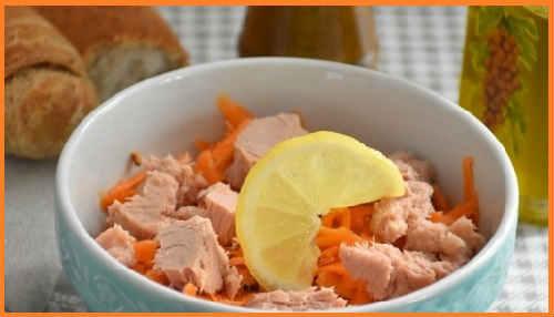 Salat s tuncom konservirovannym klassicheskij recept1
