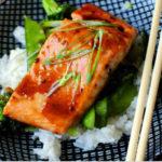 Как приготовить лосось в духовке