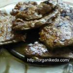 Как вкусно пожарить печень говяжью_жареная говяжья печень а тарелке