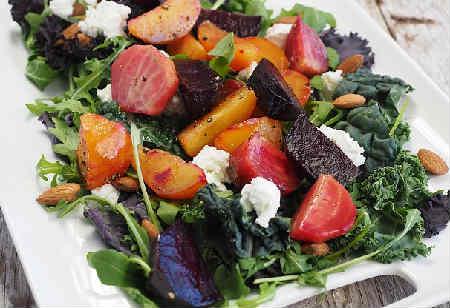 Продукты повышающие гемоглобин в крови_овощи