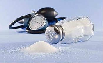 Какие продукты повышают давление_соль