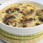 Жульен рецепт классический с курицей и грибами_шампиньонами