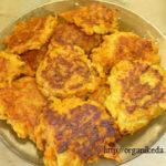 Морковные котлеты рецепт с манкой_ блюдо готово