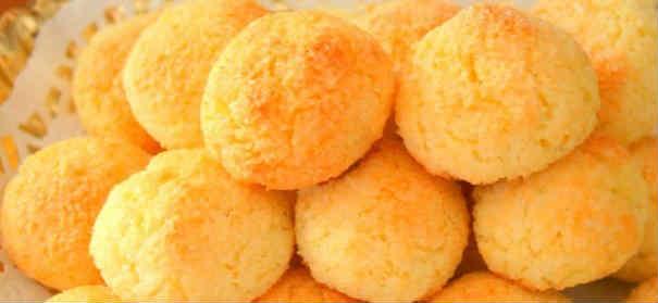Печенье курабье в домашних условиях_рецепт
