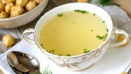 Суп-пюре рецепт быстро и вкусно_приготовление