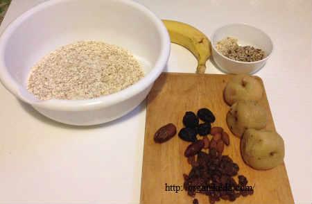 Рецепт печенья из овсяных хлопьев: очень вкусное_готовим пюре