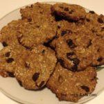 Рецепт печенья из овсяных хлопьев: очень вкусное_без муки