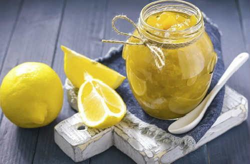 Варенье из лимона с кожурой_рецепт