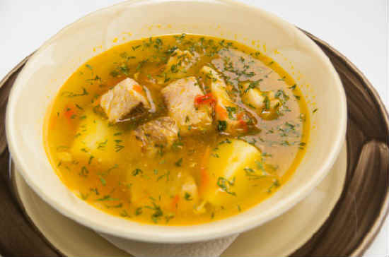 Суп из семги рецепт с фото пошагово