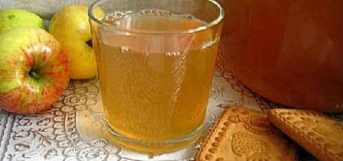 Jablochnyj sok na zimu cherez sokovyzhimalku4