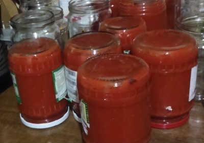 Tomatnaja pasta v domashnih uslovijah recept na zimu6