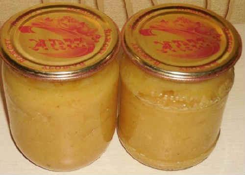 Яблочный соус на зиму для длительного хранения