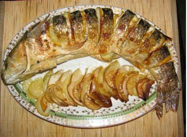 Kefal' recepty prigotovlenija v duhovke3