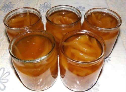Заготовки из груш на зиму золотые рецепты