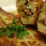 Зразы картофельные с грибами рецепт с фото