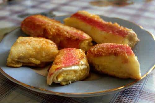 Farshirovannye krabovye palochki recepty s foto