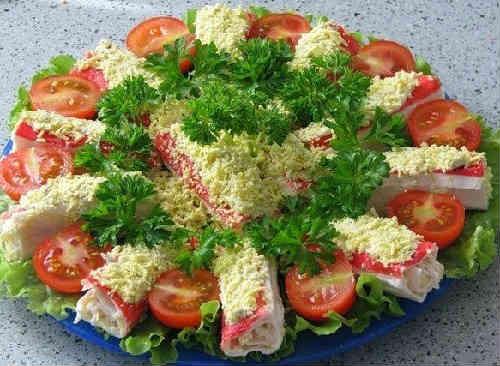 Farshirovannye krabovye palochki recepty s foto2