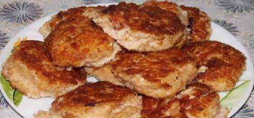 Kotlety iz kal'marov recepty