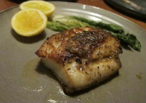 Ryba klykach foto1