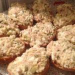 Печень трески бутерброды рецепты с фото